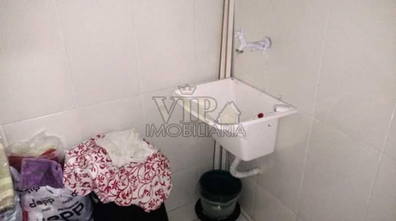 6- - Casa 2 quartos à venda Campo Grande, Rio de Janeiro - R$ 380.000 - CGCA20862 - 9