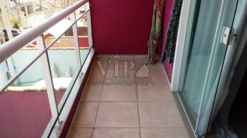 13 - Casa 2 quartos à venda Campo Grande, Rio de Janeiro - R$ 380.000 - CGCA20862 - 16