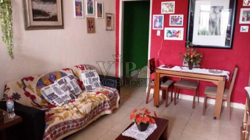 01 - Apartamento 2 quartos à venda Campo Grande, Rio de Janeiro - R$ 230.000 - CGAP20590 - 1