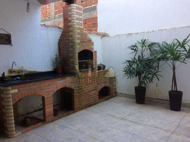 08 - Casa À VENDA, Campo Grande, Rio de Janeiro, RJ - CGCA20863 - 9