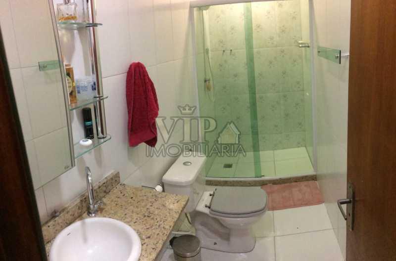23 - Casa À VENDA, Campo Grande, Rio de Janeiro, RJ - CGCA20863 - 24