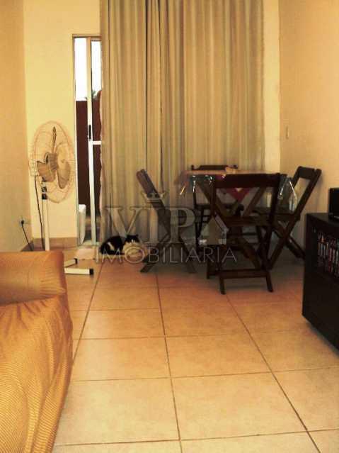 01 - Apartamento 2 quartos à venda Campo Grande, Rio de Janeiro - R$ 190.000 - CGAP20591 - 1