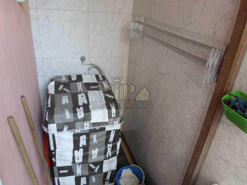 SAM_2575 - Casa de Vila À Venda - Campo Grande - Rio de Janeiro - RJ - CGCV20002 - 6