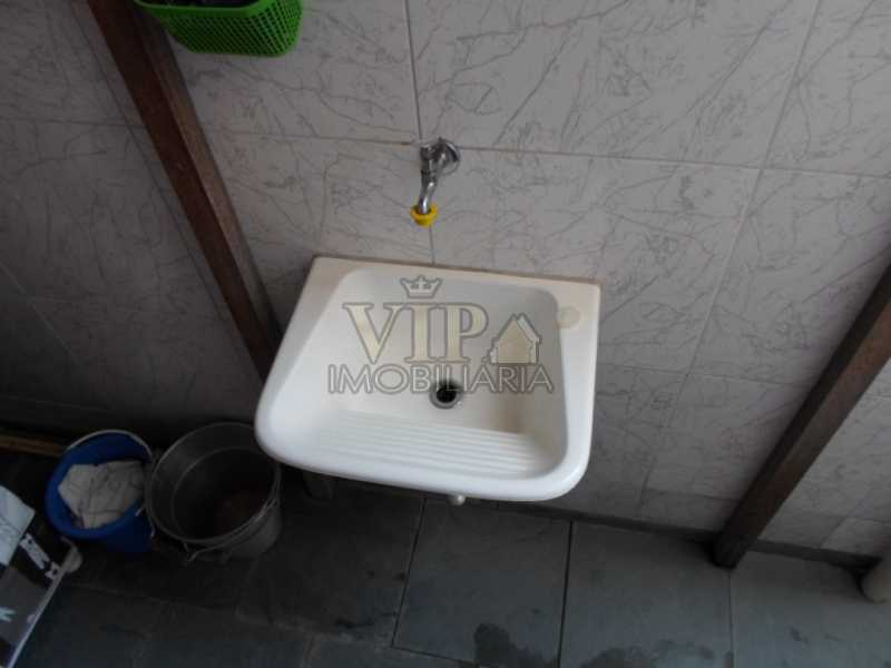 SAM_2576 - Casa de Vila À Venda - Campo Grande - Rio de Janeiro - RJ - CGCV20002 - 7