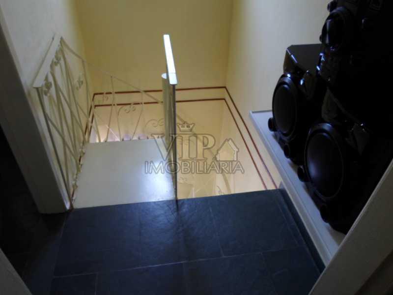 SAM_2589 - Casa de Vila À Venda - Campo Grande - Rio de Janeiro - RJ - CGCV20002 - 19