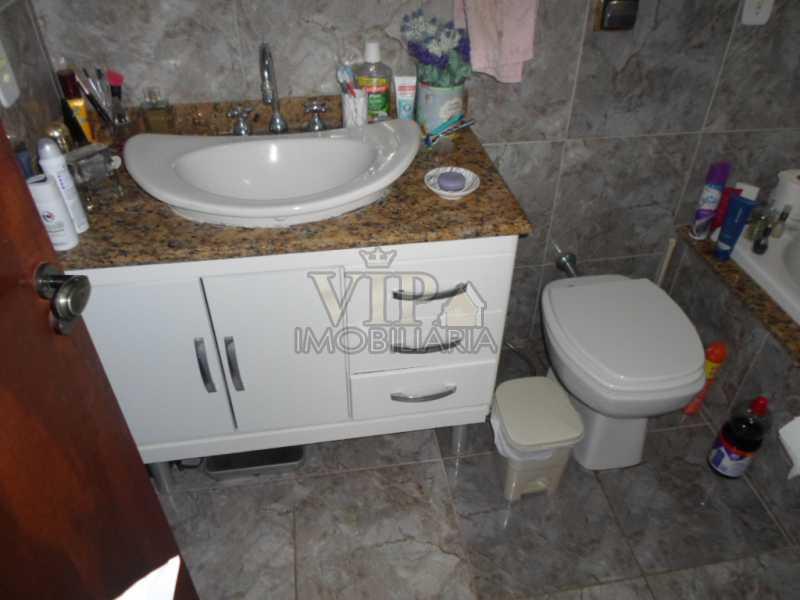 SAM_1049 - Casa 3 quartos à venda Padre Miguel, Rio de Janeiro - R$ 475.000 - CGCA30431 - 9