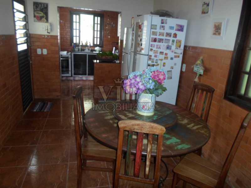 SAM_1051 - Casa 3 quartos à venda Padre Miguel, Rio de Janeiro - R$ 475.000 - CGCA30431 - 10