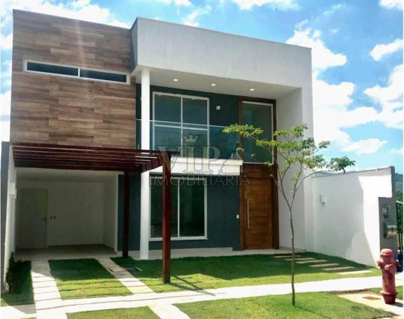 01 - Casa em Condomínio Guaratiba, Rio de Janeiro, RJ À Venda, 3 Quartos, 225m² - CGCN30020 - 3