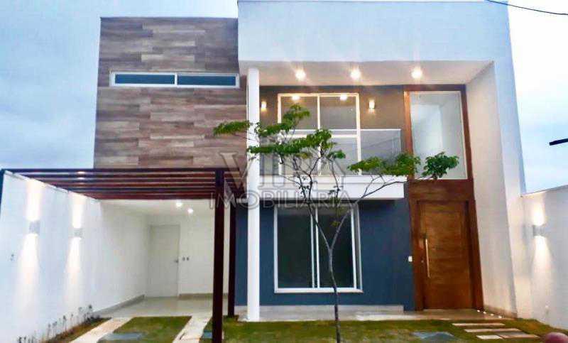 02 - Casa em Condomínio Guaratiba, Rio de Janeiro, RJ À Venda, 3 Quartos, 225m² - CGCN30020 - 1