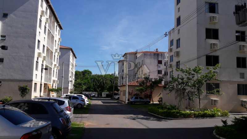 20180118_094331 - Apartamento à venda Estrada da Posse,Campo Grande, Rio de Janeiro - R$ 160.000 - CGAP20610 - 26