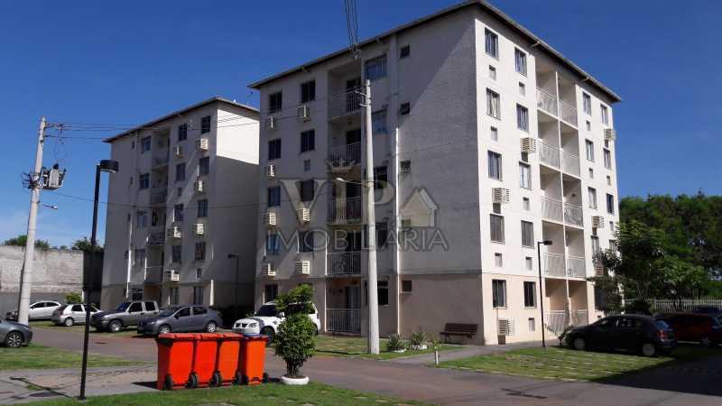 20180118_094406 - Apartamento à venda Estrada da Posse,Campo Grande, Rio de Janeiro - R$ 160.000 - CGAP20610 - 25