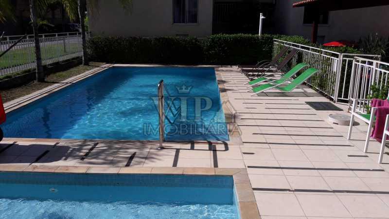 20180118_094715 - Apartamento à venda Estrada da Posse,Campo Grande, Rio de Janeiro - R$ 160.000 - CGAP20610 - 1