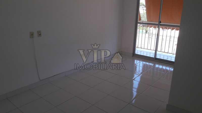 20180118_095346 - Apartamento à venda Estrada da Posse,Campo Grande, Rio de Janeiro - R$ 160.000 - CGAP20610 - 3