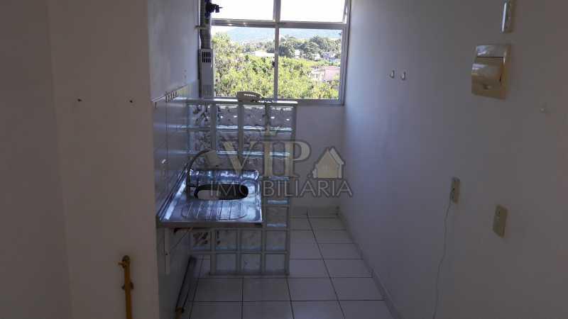 20180118_095453 - Apartamento à venda Estrada da Posse,Campo Grande, Rio de Janeiro - R$ 160.000 - CGAP20610 - 5