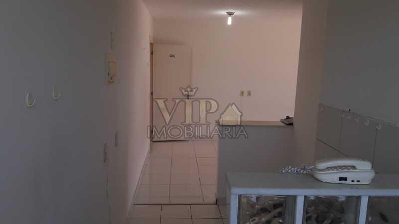 20180118_095505 - Apartamento à venda Estrada da Posse,Campo Grande, Rio de Janeiro - R$ 160.000 - CGAP20610 - 6