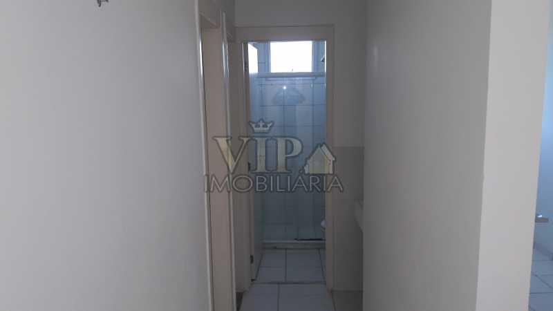 20180118_095521 - Apartamento à venda Estrada da Posse,Campo Grande, Rio de Janeiro - R$ 160.000 - CGAP20610 - 7