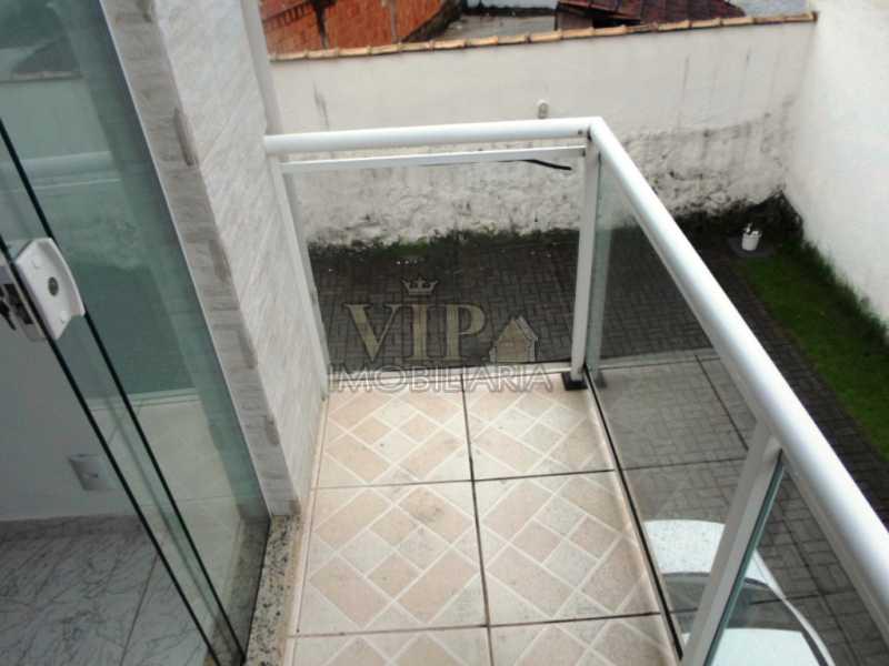 SAM_3171 - Casa em Condominio À VENDA, Campo Grande, Rio de Janeiro, RJ - CGCN20065 - 18