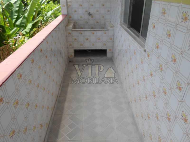 SAM_3355 - Apartamento PARA ALUGAR, Campo Grande, Rio de Janeiro, RJ - CGAP20621 - 8