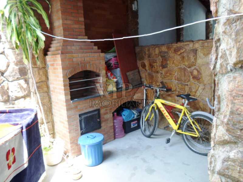 02 - Casa em Condominio À VENDA, Campo Grande, Rio de Janeiro, RJ - CGCN30021 - 4