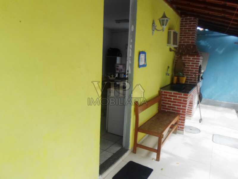 SAM_0591 - Casa À VENDA, Campo Grande, Rio de Janeiro, RJ - CGCA30439 - 20