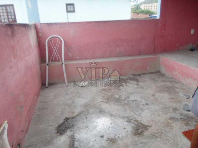 SAM_0611 - Casa À VENDA, Campo Grande, Rio de Janeiro, RJ - CGCA30439 - 30