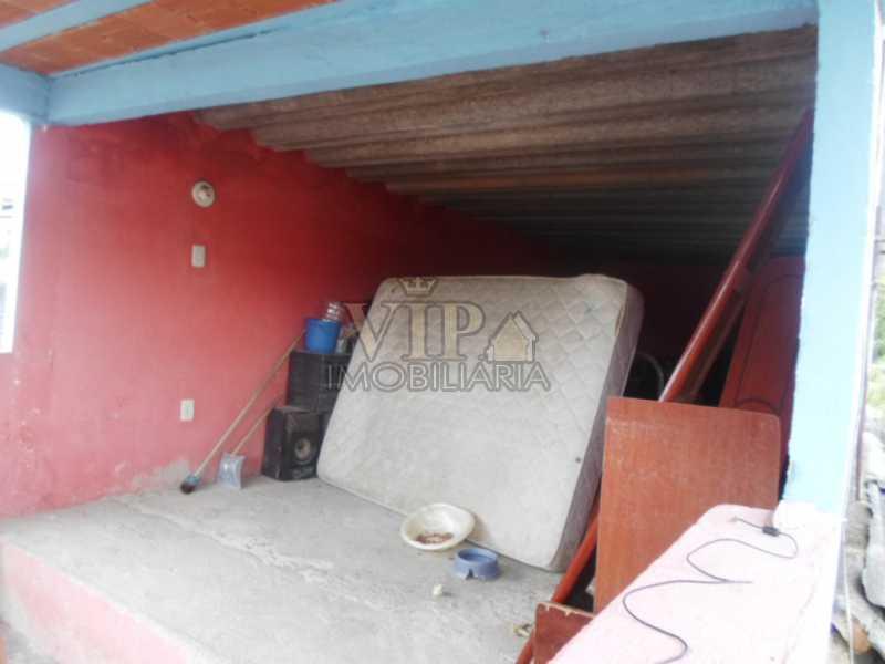 SAM_0612 - Casa À VENDA, Campo Grande, Rio de Janeiro, RJ - CGCA30439 - 31
