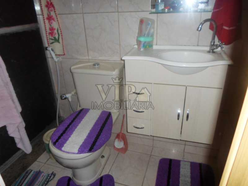 SAM_0614 - Casa À VENDA, Campo Grande, Rio de Janeiro, RJ - CGCA30439 - 12