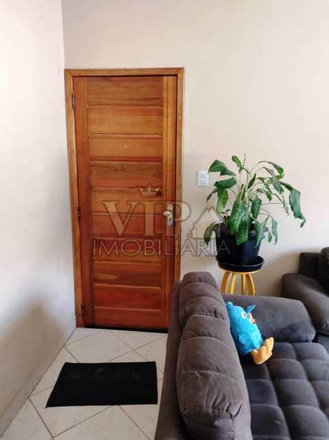 2 - Apartamento à venda Rua Beirute,Senador Camará, Rio de Janeiro - R$ 140.000 - CGAP20624 - 3