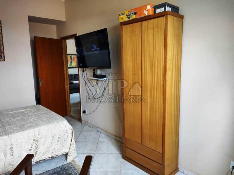 4 - Apartamento à venda Rua Beirute,Senador Camará, Rio de Janeiro - R$ 140.000 - CGAP20624 - 5