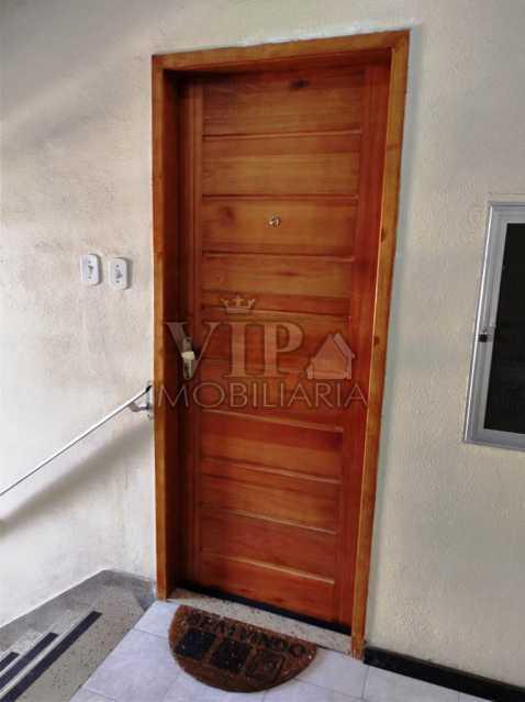 15 - Apartamento à venda Rua Beirute,Senador Camará, Rio de Janeiro - R$ 140.000 - CGAP20624 - 16