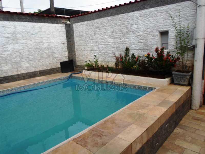 01 - Casa À VENDA, Campo Grande, Rio de Janeiro, RJ - CGCA30441 - 1