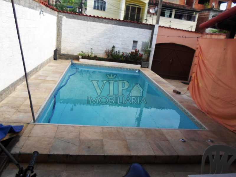 21 - Casa À VENDA, Campo Grande, Rio de Janeiro, RJ - CGCA30441 - 22