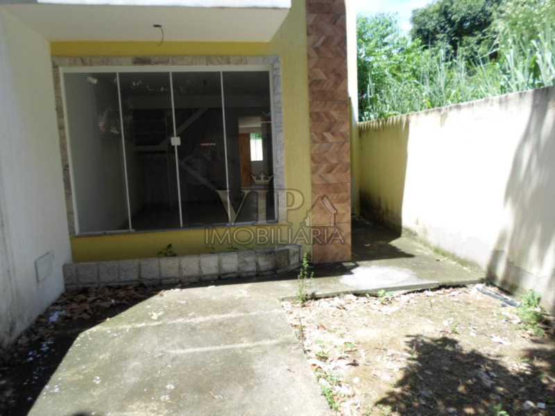 01 - Casa À VENDA, Campo Grande, Rio de Janeiro, RJ - CGCA30445 - 1