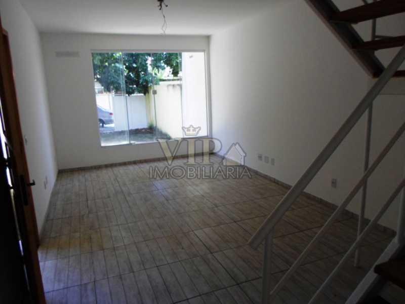 03 - Casa À VENDA, Campo Grande, Rio de Janeiro, RJ - CGCA30444 - 4