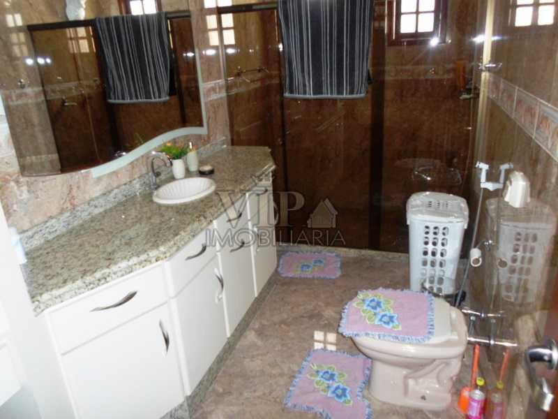 24 - Casa À VENDA, Campo Grande, Rio de Janeiro, RJ - CGCA40111 - 25