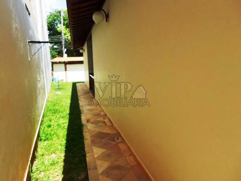 30 - Casa À VENDA, Campo Grande, Rio de Janeiro, RJ - CGCA40111 - 30