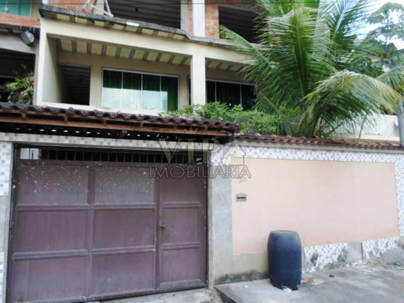 04 - Casa À Venda - Campo Grande - Rio de Janeiro - RJ - CGCA30448 - 5