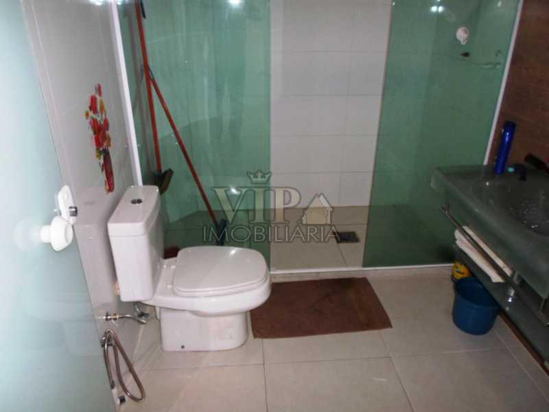 07 - Casa À Venda - Campo Grande - Rio de Janeiro - RJ - CGCA30448 - 8