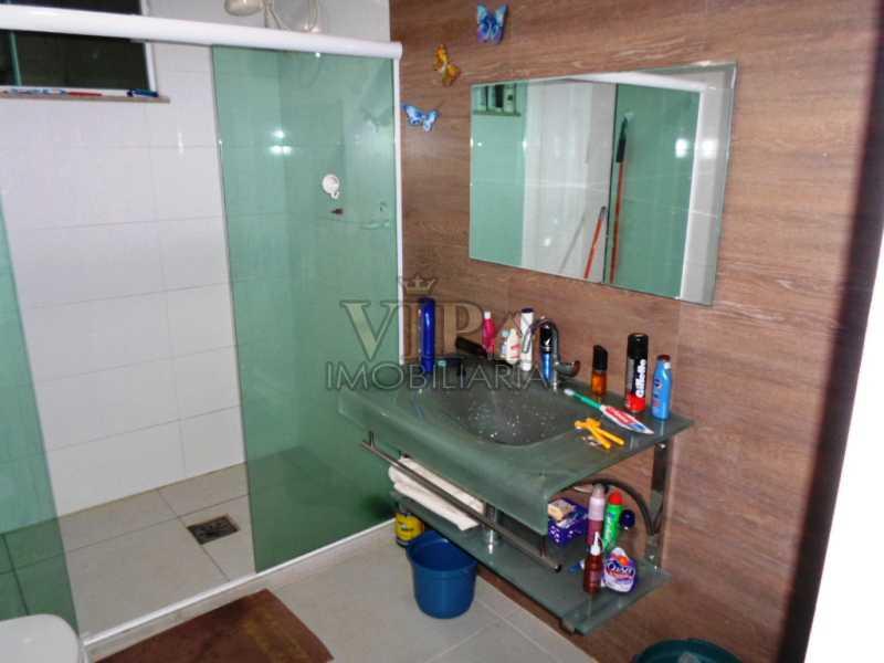 08 - Casa À Venda - Campo Grande - Rio de Janeiro - RJ - CGCA30448 - 9