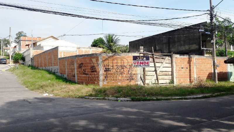 IMG-20180320-WA0025 - Terreno 375m² À Venda Inhoaíba, Rio de Janeiro - R$ 240.000 - CGBF00144 - 1