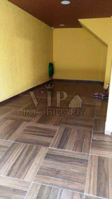 02 - Casa À VENDA, Campo Grande, Rio de Janeiro, RJ - CGCA20909 - 3