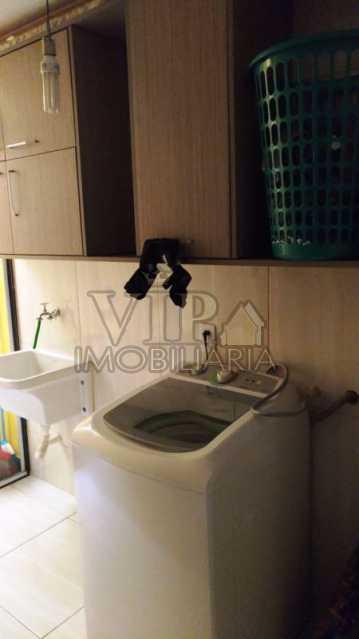 08 - Casa À VENDA, Campo Grande, Rio de Janeiro, RJ - CGCA20909 - 9