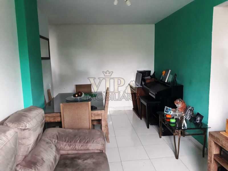 01 - Apartamento À VENDA, Campo Grande, Rio de Janeiro, RJ - CGAP20645 - 1