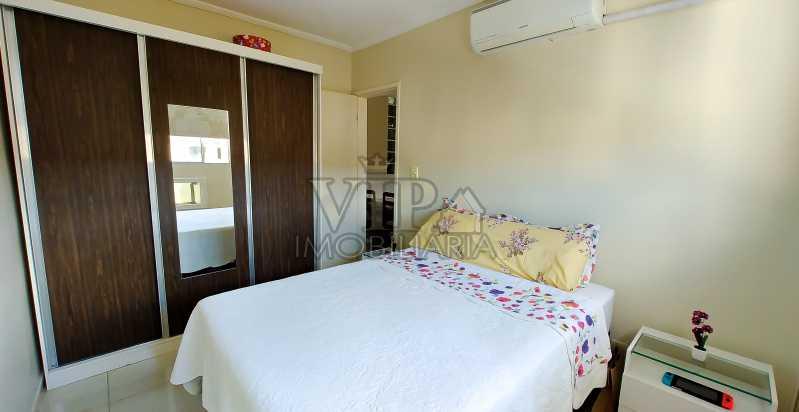 Quarto Principal - lateral - C - Apartamento À Venda - Campo Grande - Rio de Janeiro - RJ - CGAP20648 - 5
