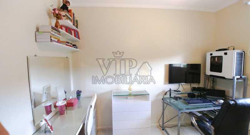 Quarto Secundário - Vista Lat - Apartamento À Venda - Campo Grande - Rio de Janeiro - RJ - CGAP20648 - 9