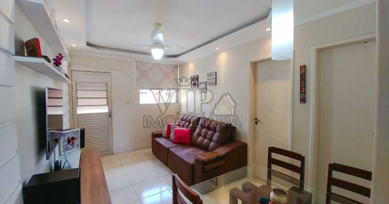 Sala - Vista da Cozinha - Apartamento À Venda - Campo Grande - Rio de Janeiro - RJ - CGAP20648 - 10