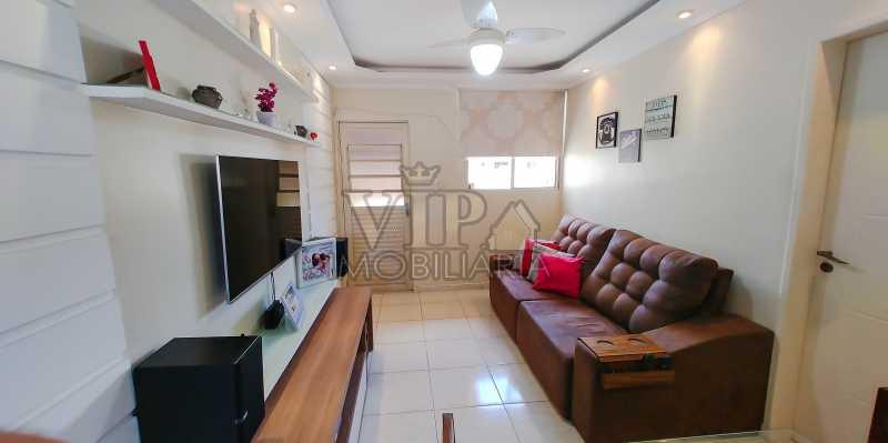 Sala - Vista da Mesa - Apartamento À Venda - Campo Grande - Rio de Janeiro - RJ - CGAP20648 - 11