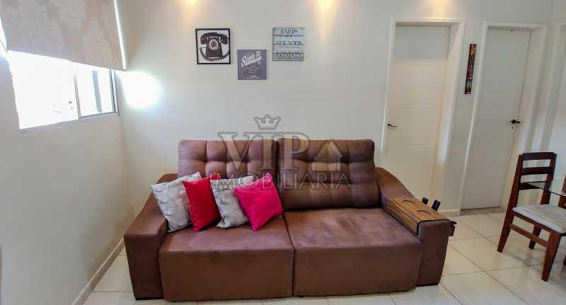 Sala - Vista do Rack - Apartamento À Venda - Campo Grande - Rio de Janeiro - RJ - CGAP20648 - 12