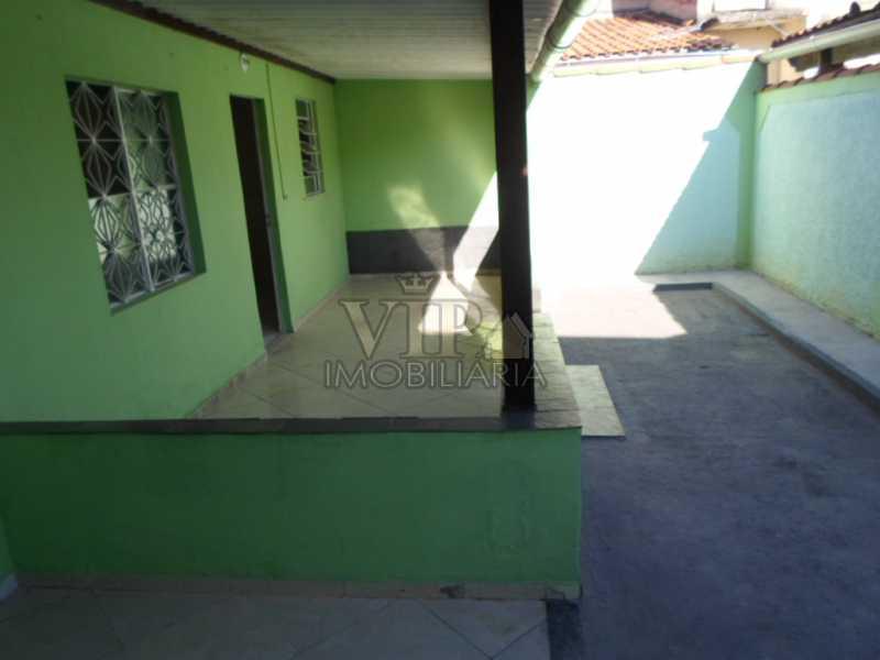 SAM_3577 - Casa À VENDA, Campo Grande, Rio de Janeiro, RJ - CGCA50023 - 1