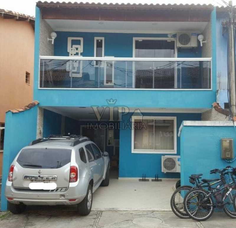 1 - Casa em Condomínio à venda Avenida Alhambra,Campo Grande, Rio de Janeiro - R$ 380.000 - CGCN20083 - 1